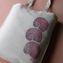 Nákupné tašky - TROJICE - taška nákupní - 6849012_