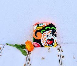 Peňaženky - Mini peňaženka-Mickey - 6868929_