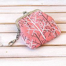 Peňaženky - Peňaženka Lososový les - 6870854_