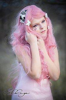 Ozdoby do vlasov - Čelenka morskej víly - 6884792_