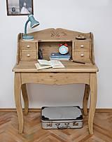 Nábytok - Písací stolík TOJEKUS - LETNÁ ZĽAVA: - 35 € - 6895601_
