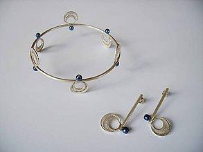 Sady šperkov - Autorské zásahy - filigránový set - 6900344_